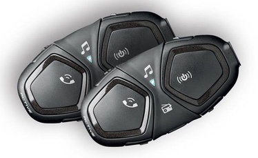 Interphone Connect Motorcycle Intercom Twin Pack