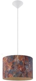Sollux Paks SL.0548 Ceiling Lamp 60W E27 Brown