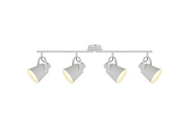 Easylink R5016005-4TU2 4x40W E14 Ceiling/Wall Lamp White
