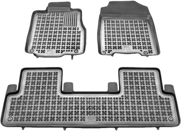 REZAW-PLAST Honda CRV 2012 Rubber Floor Mats