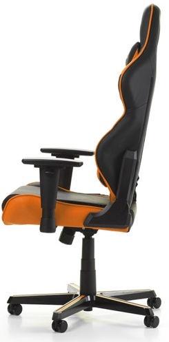 DXRacer Racing R0-NO Gaming Chair Black/Orange