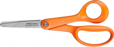 Fiskars Classic Kids Scissors Orange Right 13cm