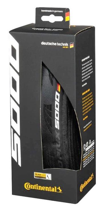 Continental Grand Prix Fold 700x25 (25-622) Black