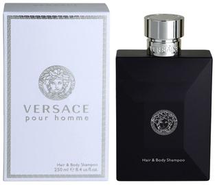 Versace Pour Homme 250ml Shower Gel