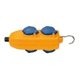Brennenstuhl 1081070010 Extension Socket Yellow
