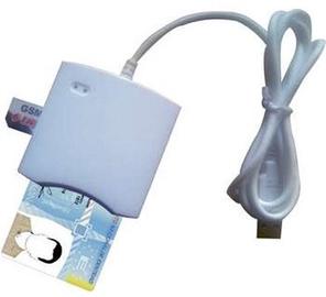 Transcend Smart Card Reader N68 White