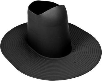 Vilpe VP740752 High Ventilation Outlet Black 200mm