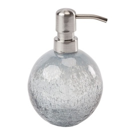 Aquanova Tibor Soap Dispenser 400ml Blue Grey