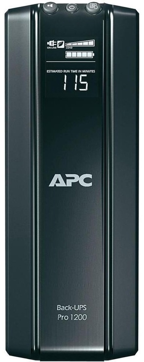 APC BACK-UPS PRO LCD 1200AV