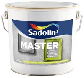 Alküüdvärv Sadolin Master, poolmatt, valge (BW) 2,5L