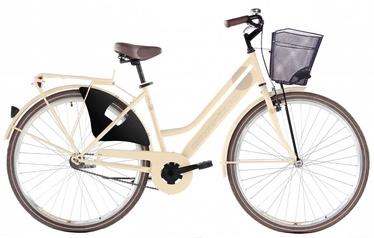 "Jalgratas Capriolo Amsterdam Lady 18"" 28"" Beige"