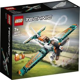 KONSTRUKT LEGO TECH VÕISTLUSLENNUK 42117