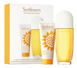 Духи Elizabeth Arden Sunflowers 100 мл EDT + 100 мл Лосьон для тела
