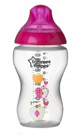 Tommee Tippee Closer To Nature Decorated Feeding Bottle 340ml 42269875