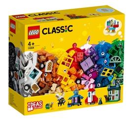Konstruktor LEGO® Classic 11004 Loomingulised aknad