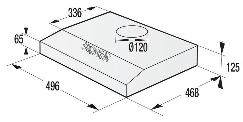 Gorenje WHU529ES/S Silver