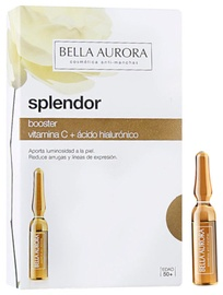 Näoseerum Bella Aurora Splendor Booster Vitamin C + Hyaluronic Acid, 5 x 2 ml