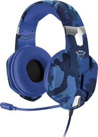 Trust GXT 322B Gaming Headset Blue