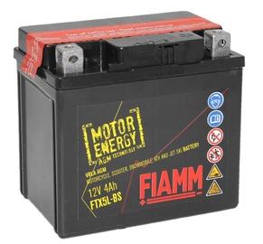 Fiamm FTX5L-BS 4Ah 50A 12V