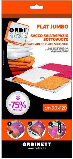 Ordinett Vacuum Bag Ordispace 90x120cm