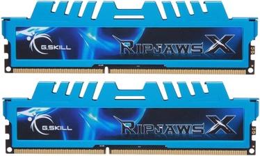 G.SKILL RipjawsX 16GB 2400MHz DDR3 CL11 DIMM KIT OF 2 F3-2400C11D-16GXM