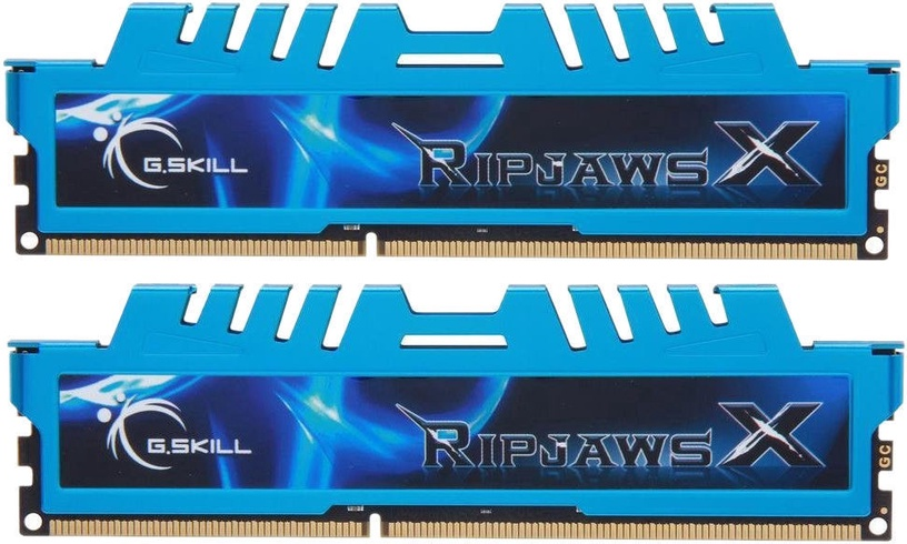 G.SKILL RipjawsX 16GB 2400MHz DDR3 CL11 DIMM KIT OF 2 F3-2400C11D-16GXM
