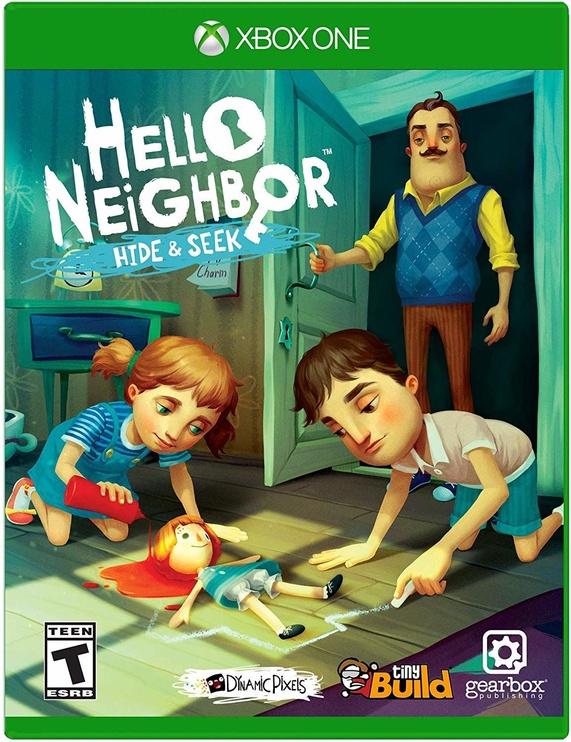 Hello Neighbor: Hide and Seek Xbox One