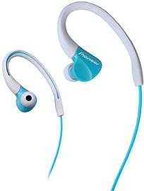 Pioneer SE-E3 In-Ear Earphones Turqoise
