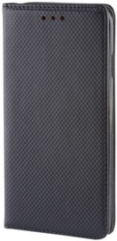 Forever Smart Magnetic Fix Book Case For Xiaomi Redmi Note 5A Black