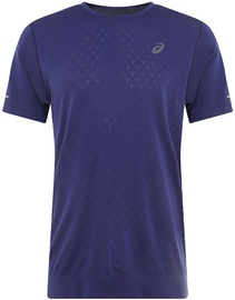 Asics Gel Cool SS Top Tee 2011A314-401 Navy Blue XL