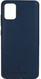 Screenor Ecostyle Back Case For Samsung Galaxy A51 Blueberry Blue