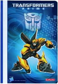 Herlitz Flat File 11300555 Transformers Prime