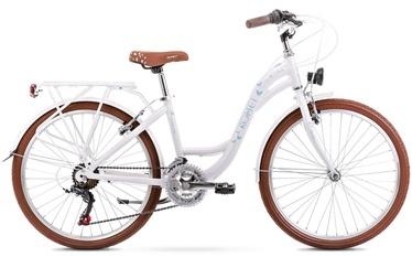 Laste jalgratas Romet Panda 1 13'' 24'' White/Blue 21