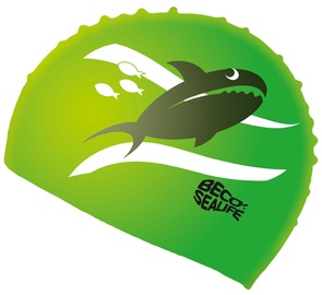Beco Swimcap Sealife Green
