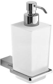 Gedy Kansas Soap Dispenser White/Chrome 3881-13
