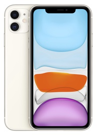 Мобильный телефон Apple iPhone 11 White, 128 GB