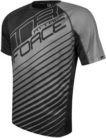 Force MTB Attack Grey Black L