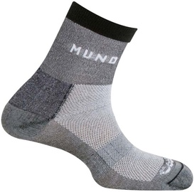 Mund Socks Cross Mountain Grey 42-45