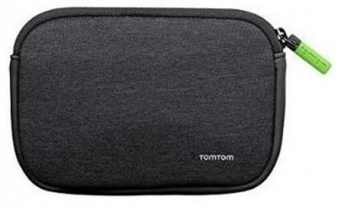 TomTom Budget Car GPS Case 4-5'' Black