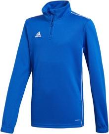 Adidas Core 18 Training Top JR CV4140 Blue 140cm
