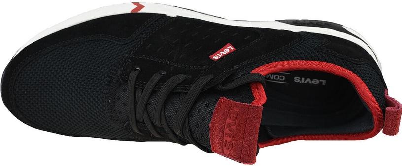 Levi's Scott Shoes 229800-750-59 Black 40