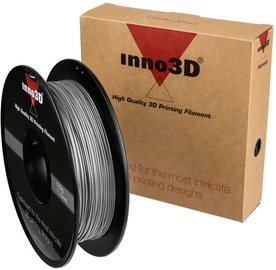 Inno3D ABS Filament For 3D Printer Silver