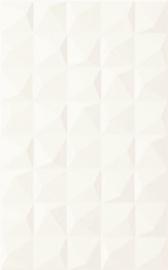 Paradyz Ceramika Melby Bianco Wall Tiles 250x400mm White