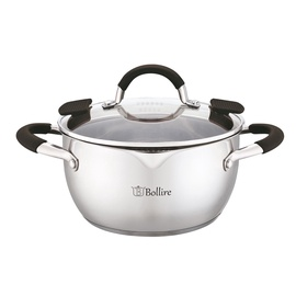 Bollire Trento Stainless Steel Pot 20cm