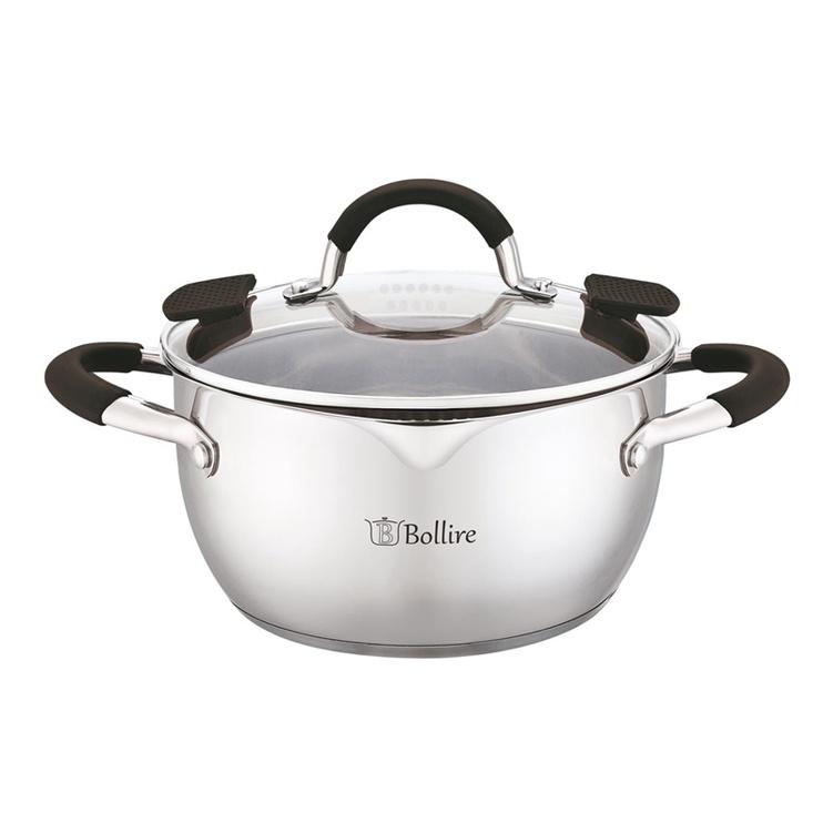 Bollire Trento Stainless Steel Pot 20cm
