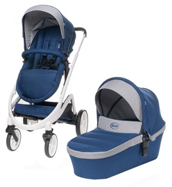 4Baby Cosmo 2 in 1 Navy Blue