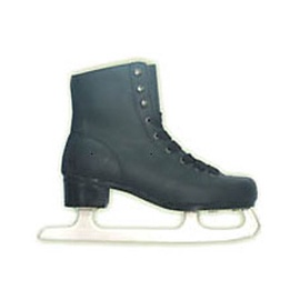 SN Ice Skates PW-215-1 Black 44