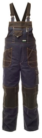 Baltic Canvas CAN-0122 Bib-Trousers Blue 50
