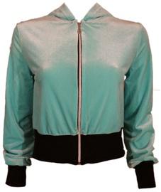 Bars Womens Sport Jacket Green/Black 77 M