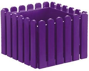 Emsa Landhaus 38x38xh31cm Violet